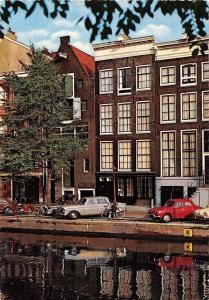 Netherlands Maison d'Anne Frank Voitures, Motorcycles Cars