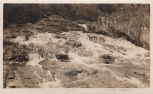 RP: Morialta Falls , South Australia , 30-40s ; Cascades above Second Falls