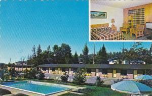 Canada Motel St Moritz Ste-Agathe Sud Quebec