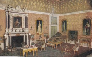 ENGLAND, 1900-10s; The Queens' Dolls' House, Drawing Room, TUCK Series 2