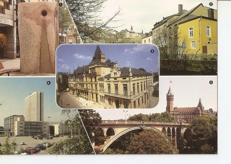 Postal 029198 : Luxembourg..
