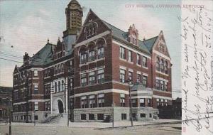 Kentucky Covington City Building