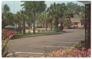 Palms Motel & Restaurant, Ridgeland SC