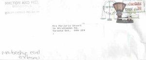 Entier Postal Stationery Canada Post Balance Dayton