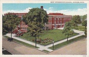 West Intermediate School Jackson Michigan