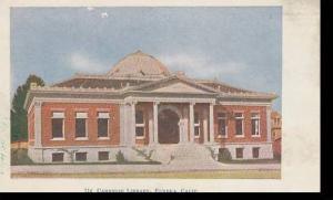 California Eureka Carnegie Library 1907