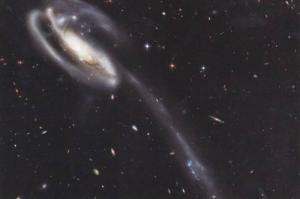 View of Galaxy in the Universe, Astronomy PC #9