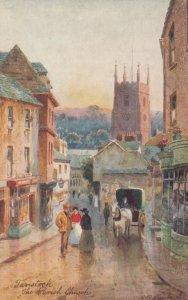 TAVISTOCK , DEvon , England , 1900-10s ; Parrish Church ; TUCK 7077