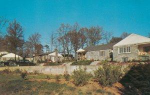 ASHEVILLE, North Carolina, 50-60s, Rock Haven Terrace
