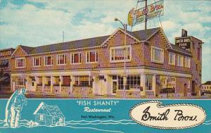 Wisconsin Port Washington Smith Brothers Fish Shanty Restaurant