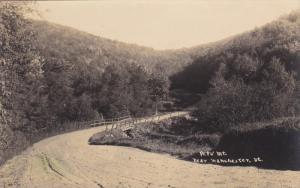 RP: Peru Mt, Near Manchester, Vermont, 1929 PU