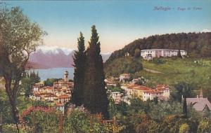 Italy Bellagio Lago di Como