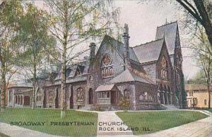 Illinois Rock Island Broadway Presbyterian Church