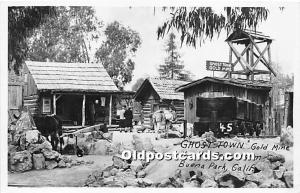 Knott's Berry Farm, Buena Park, California, CA, USA Postcard Ghost Town ...