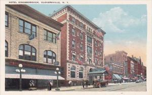 New York Gloversville Hotel Kingsborough