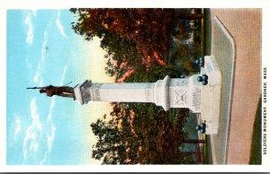 Massachusetts Gardner Soldiers Monument Curteich