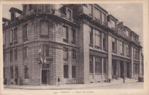 NANCY, Meurthe Et Moselle, France, 1900-1910's; Hotel Des Postes