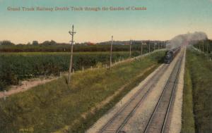 Grand Trunk Railroad , Garden of Canada , 00-10s