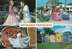 Artesania Paraguaya , 70-80s
