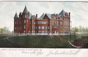 Pennsylvania McKeesport McKeesport Hospital