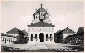B19295 Alba Iulia Biserica de incoronare  romania