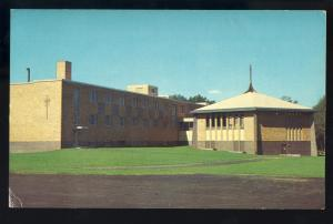 Attleboro, Massachusetts/Mass/MA Postcard, La Salette Retreat House