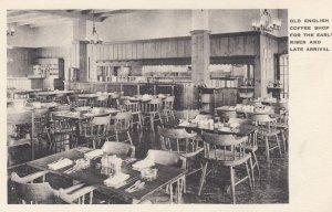 DEARBORN , Michigan , 1910-30s ; Dearborn Inn, Old English Coffee Shop