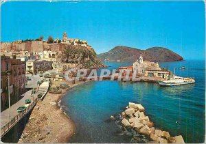 Postcard Modern Aeolian Court the Seaside