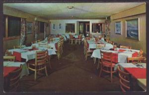 Hicks Landing Restaurant Fifield WI Postcard 4468