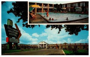 Louisiana  Baton Rouge , Bellmont Motor Hotel