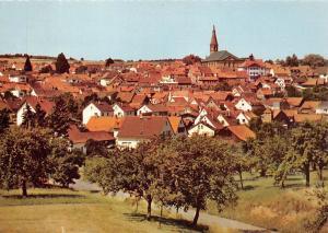 Hoehenluftkurort Beerfelden Stadt am Berge Gesamtansicht