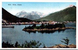 Alaska Sitka Panoramic View