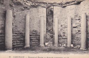 Carthage,Tunis, Tunisia , 00-10s ; Damous-el Karita.-Rotonde souterraine