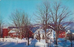 Its Winter In Vermont Manchester Vermont