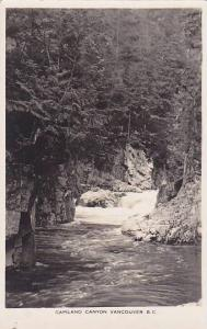 RP, Capilano Canyon, Vancouver, British Columbia, Canada, 1920-1940s