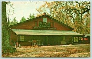 Flat Rock North Carolina~Flat Rock Playhouse~Vagabond Players~Theatre~1960s