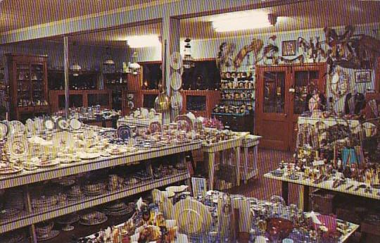 Canada Waterton Park Good Hunting China Shop Interior