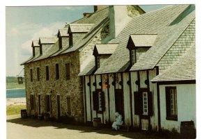 18th Century Restaurant, Fortress of Louisbourg, Nova Scotia,