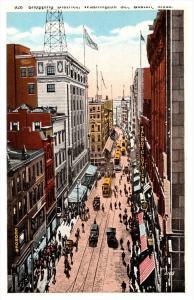 Massachusetts  Boston Washington St. Shopping District
