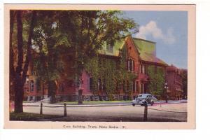 Civic Building, Truro, Nova Scotia, PECO