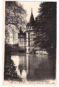 Azay-Le-Rideau - Le Chateau National