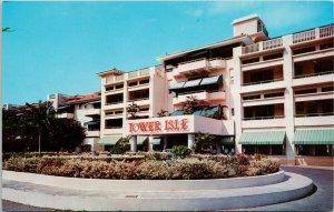 Tower Isle Hotel Ocho Rios Jamaica Vintage Postcard F91