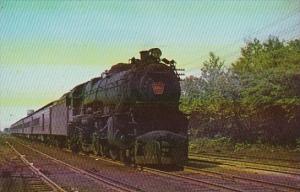 Pennsylvania Railroad Class K4 Pacific Locomotive #1361