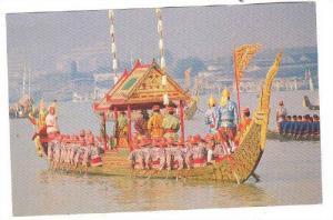 Gold barge , Thonburi , Thailand,  40-60s
