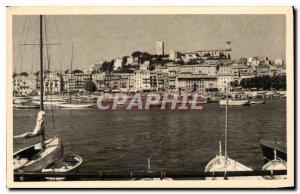 Postcard Old City Port