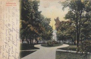 INDIANAPOLIS, Indiana, 1905; University Park