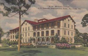 Florida St Petersburg Bay Pines U S Veterans Administration Home Woman's Cott...