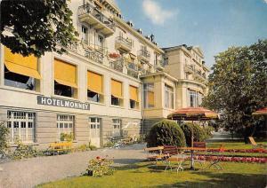 Switzerland Grand Hotel Monney et Beausejour au Lac, Montreux