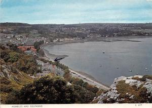 Mumbles and Southend General view Promenade