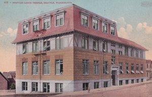 SEATTLE, Washington, 1900-1910's; Seattle Labor Temple